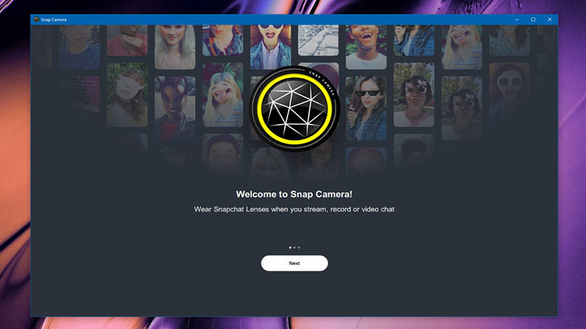 Snapchat Bilgisayar Versiyonu Snap Camera Duyuruldu