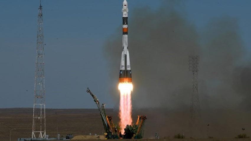 Soyuz Roketi FIrlatılışında Kaza