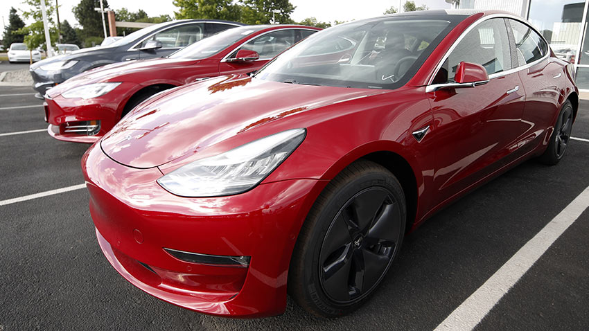 Tesla Model 3 Üretiminde Tarihi Başarı 1