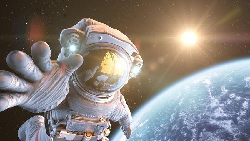 Uzaya Gden Kozmonotların Beyni Değişiyor
