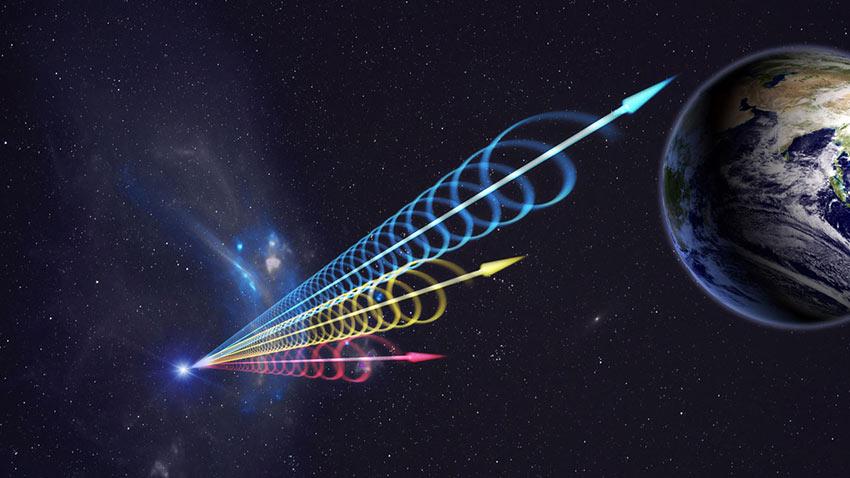 Uzaydan Gelen Sinyaller Yeni Yaşam Formu
