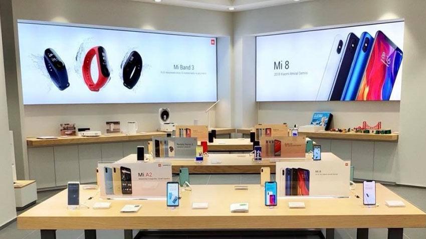 Xiaomi Türkiye Online Mağazası Açıldı