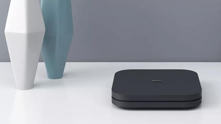 Xiaomi Yeni Medya Oynatıcısı Mi Box S
