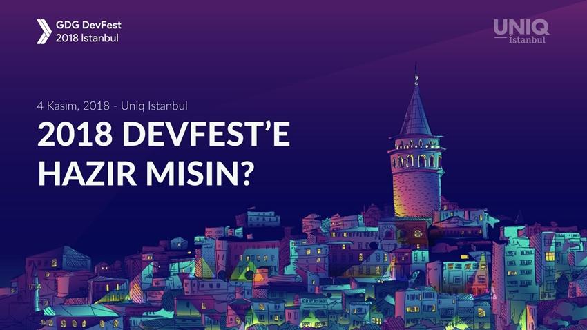GDG DevFest İstanbul 2018