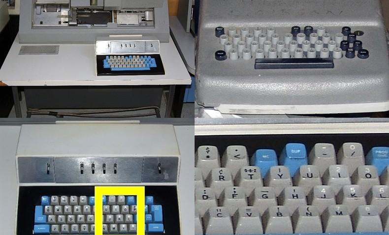 IBM keypunch