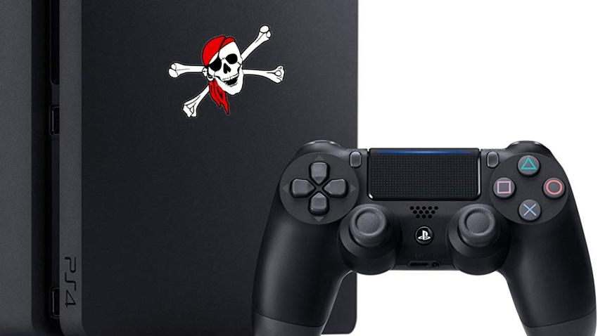 PS4 jailbreak kırık