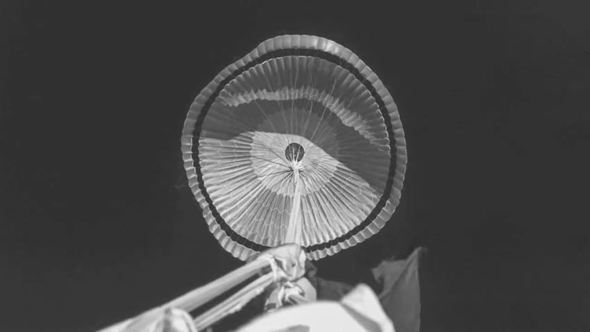 Mars paraşüt