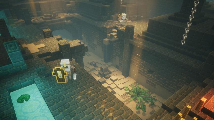 Minecracft dungeons duyuru