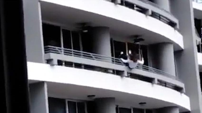 Panama selfie kazası