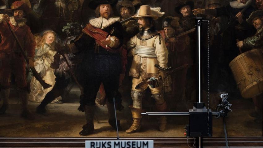Rembrandt Gece Devriyesi