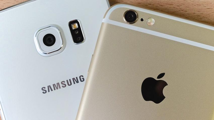 Samsung ve Apple İtalya