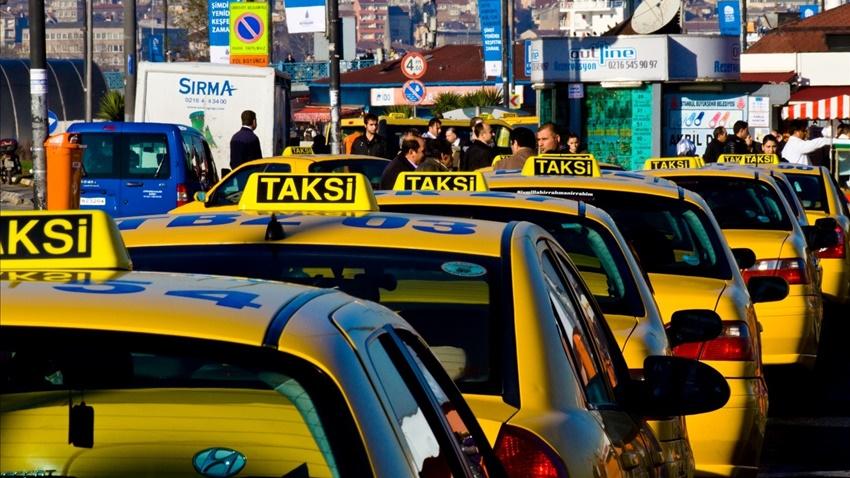 Taksi uber istanbul