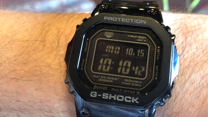 Casio'nun İkonik Saati G-Shock'a Bluetooth Desteği