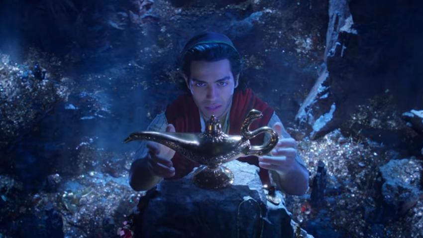 Disney'in Yeni Aladdin Uyarlamasından İlk Fragman!