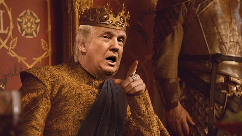 Game Of Thrones'un Yazarı: Trump Bana Joffrey'i Hatırlatıyor