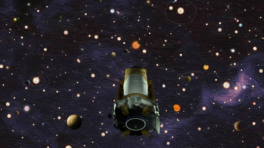 Gezegen Avcısı Kepler Emekliye Ayrıldığını Açıkladı