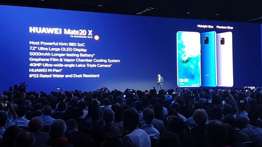 Huawei Mate20 X Özellikleri, Fiyatı ve Çıkış Tarihi