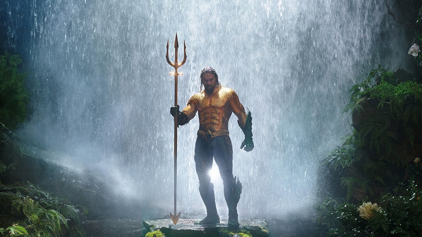 Jason Momoa'lı Aquaman Filminden Yeni Fragman