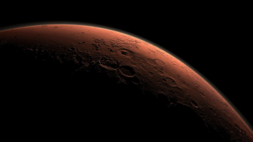Mars'ın Mimarisi Bir Türk'e Emanet!