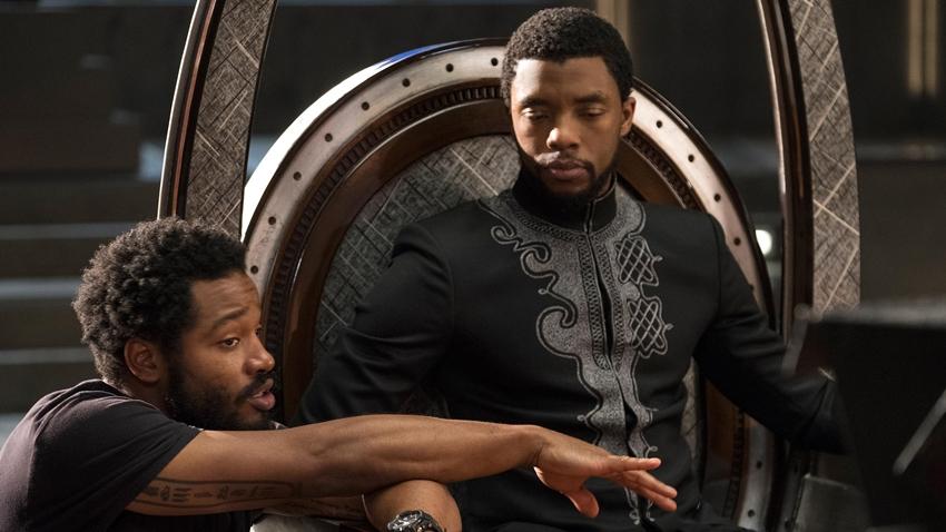 Ryan Coogler, Black Panther 2'nin Yönetmen Koltuğunda Oturacak