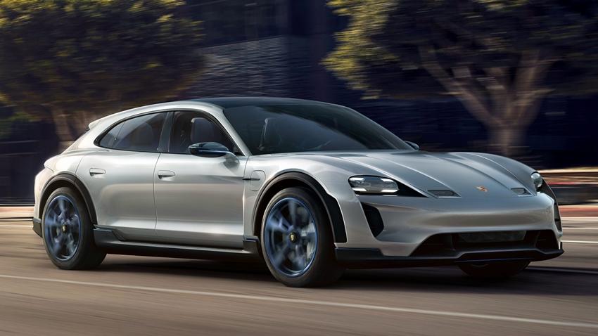 Tamamen elektrikli Porsche Taycan'ın Fiyatı Belli Oldu