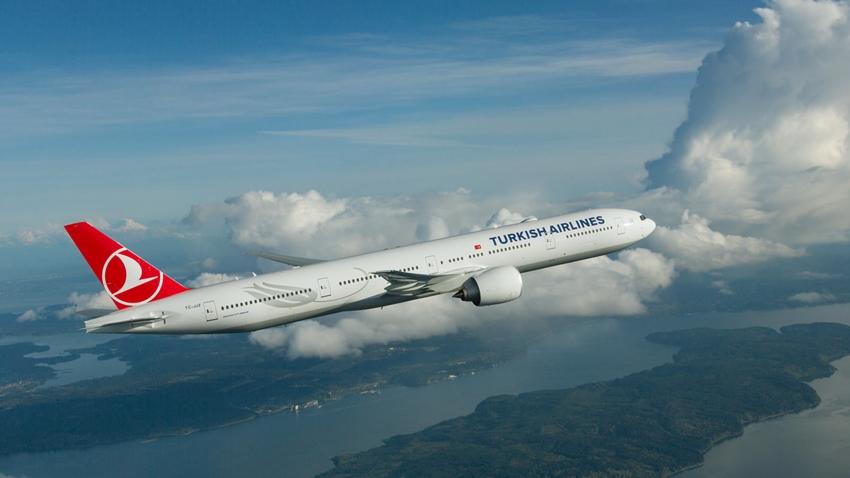 THY Uçağının İzlediği Olağanüstü Rota Dünya Basınında