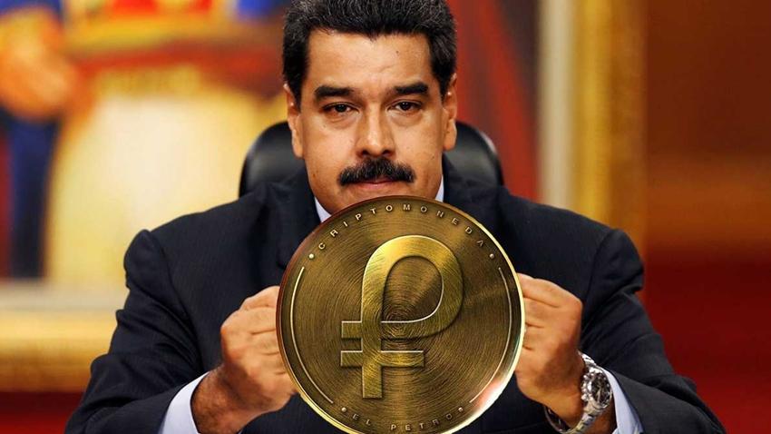 Venezuela'nın Yerel Kripto Parası El Petro Satışa Çıkıyor