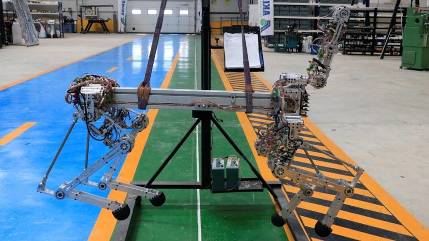 Yerli Robot ARAT, Arama Kurtarma Çalışmalarında Kullanılacak