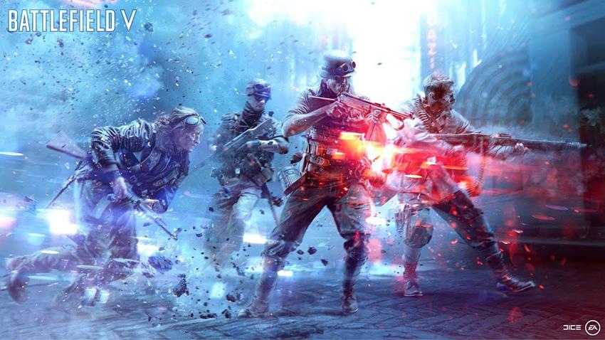 Battlefield V'in Battle Royale Modu Mart 2019'da Çıkış Yapacak