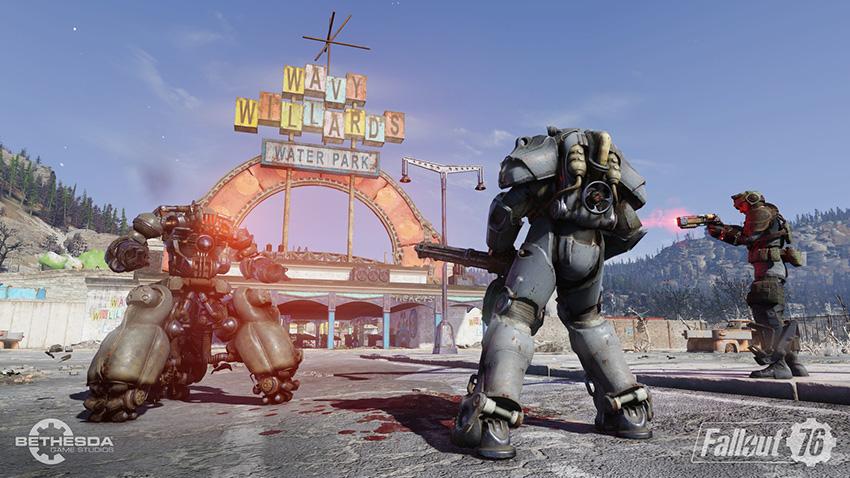 Fallout 76'nın Live Action Videosu Yayınlandı