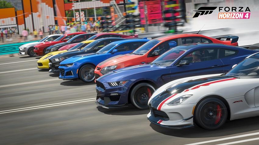Forza Horizon 4, Xbox Game Pass'e Eklendi