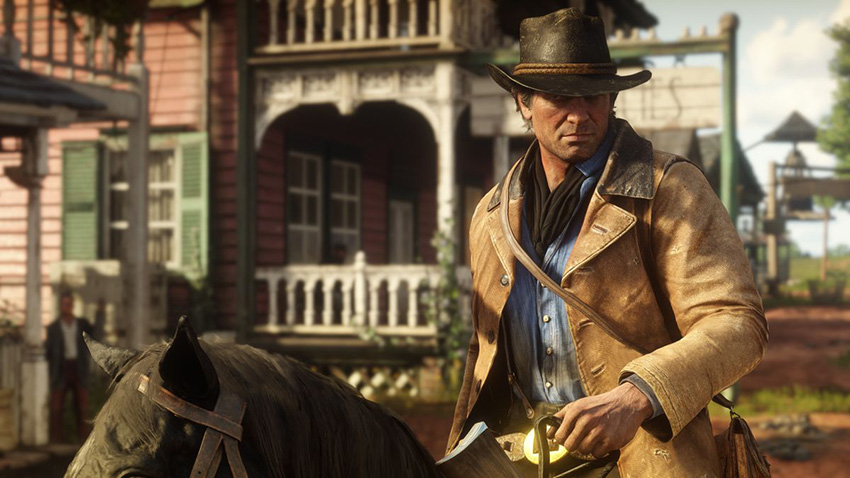 Red Dead Redemption 2 İndirmeye Açıldı