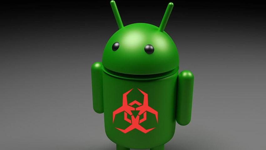 Kötü Amaçlı Yazılım Android