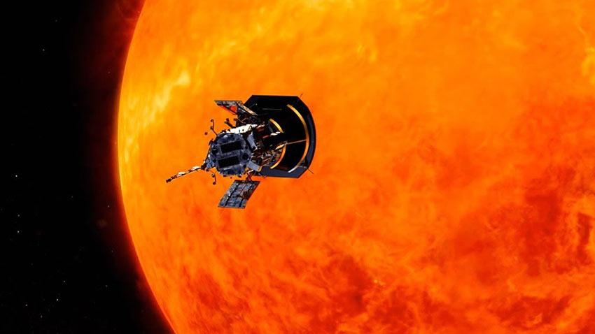 NASA Güneş Keşif Uydusu Parker