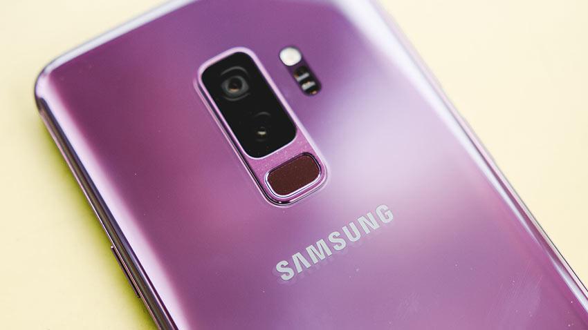 Samsung Android Arayüz One UI Beta 1