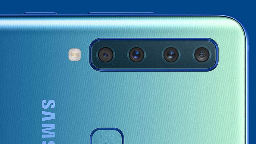 Samsung Galaxy A9 Dört Arka Kamera Yeni Video