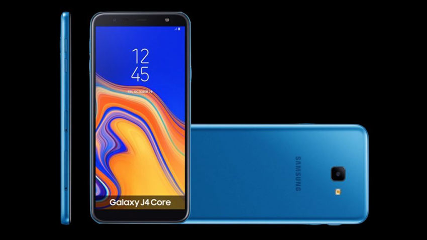 Samsung Galaxy J4 Core 1