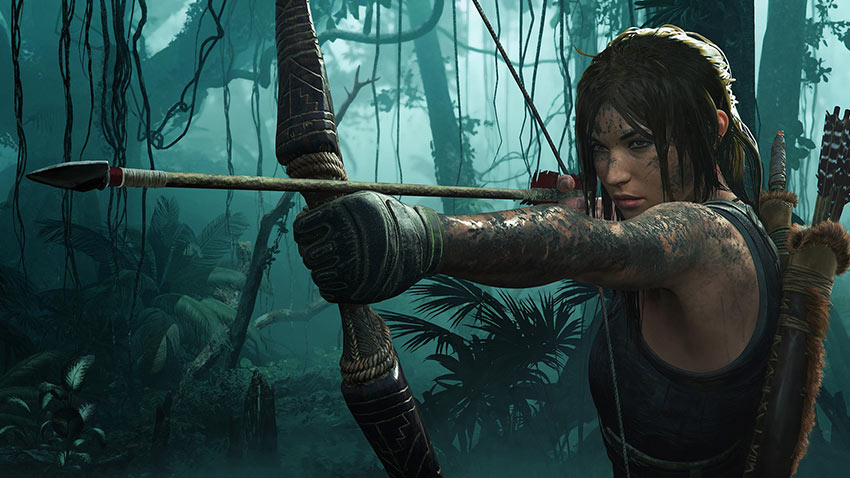 Shadow of the Tomb Raider Fragman