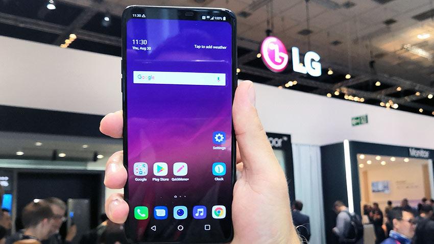 Uygun Fiyatlı LG G7 Fit 1