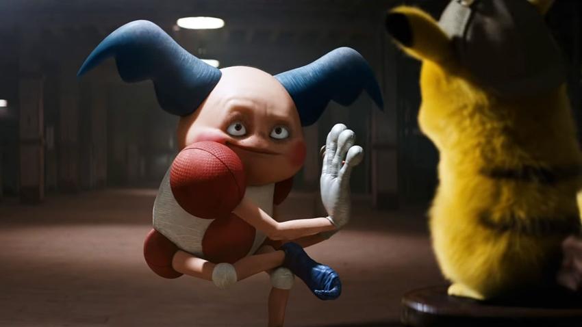 Detective Pikachu fragman