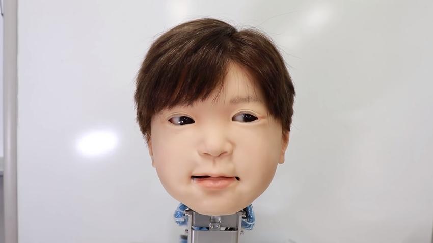Afetto gerçekçi robot
