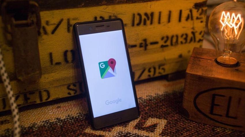 google haritalar radar