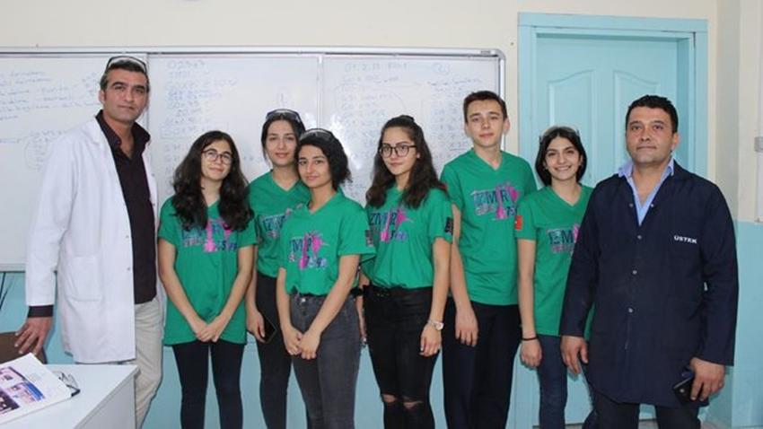 İzmir robot takımı