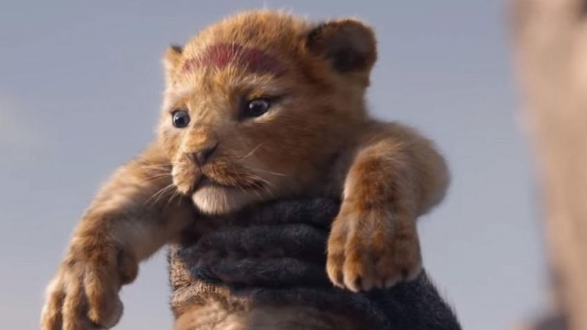 The Lion King fragman