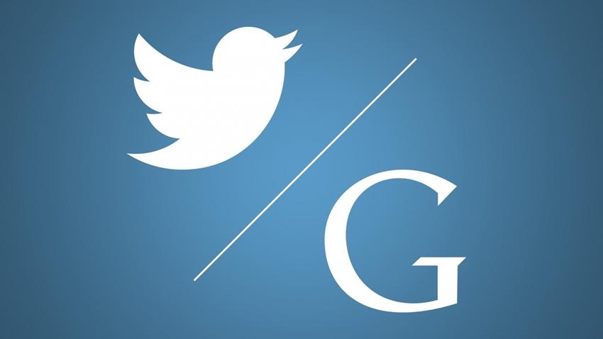 Twitter Google hack