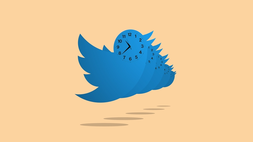 twitter kronolojik akış