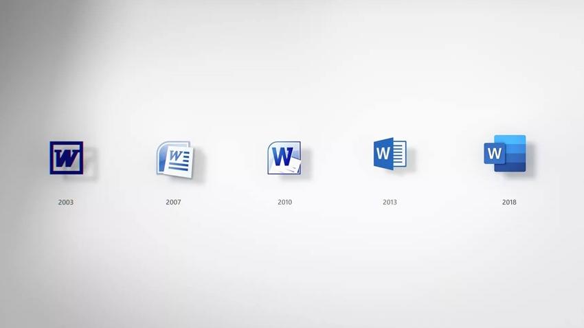Word ikon değişimi