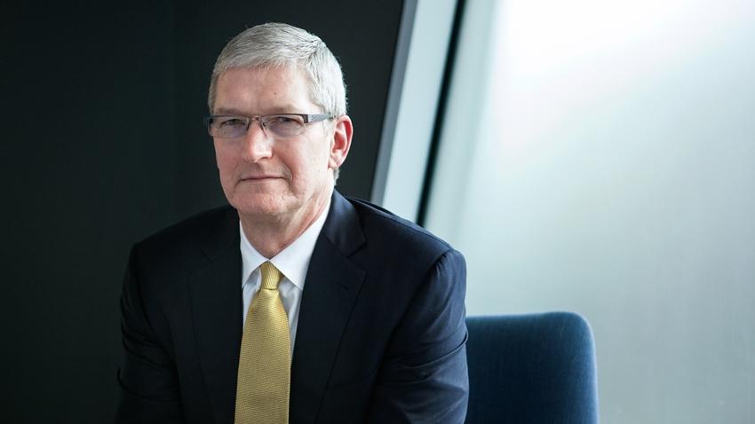 Apple CEO'su: Teknoloji Endüstrisinin Düzenlenmesi Kaçınılmaz