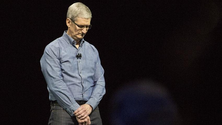 Apple'ın Piyasa Değeri 5 Haftada 190 Milyar Dolar Eridi