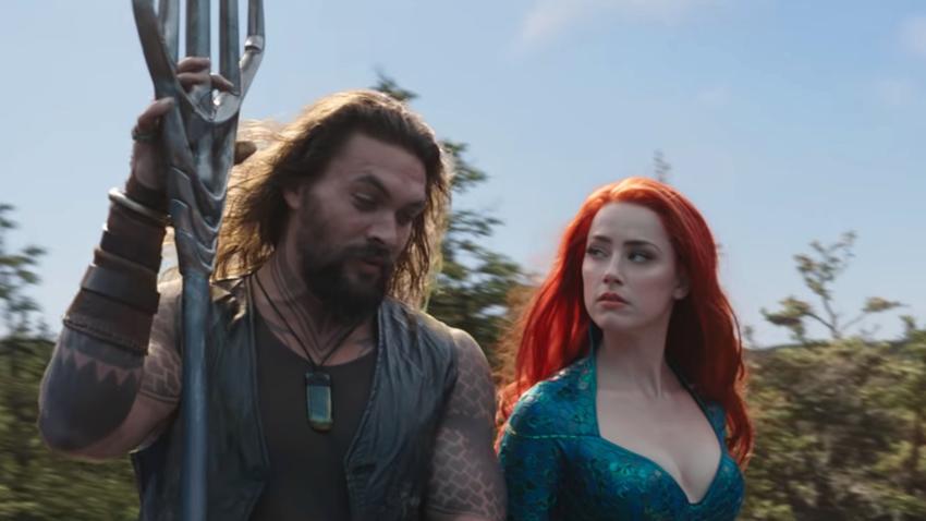 Aquaman'in Final Fragmanı Yayınlandı